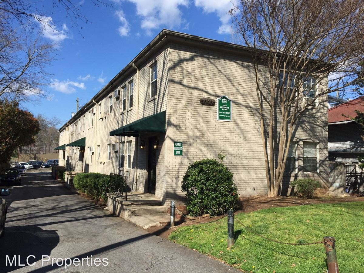 1 Bedroom 1 Bathroom Apartment for rent at 1040 Greenwood Ave in Atlanta, GA