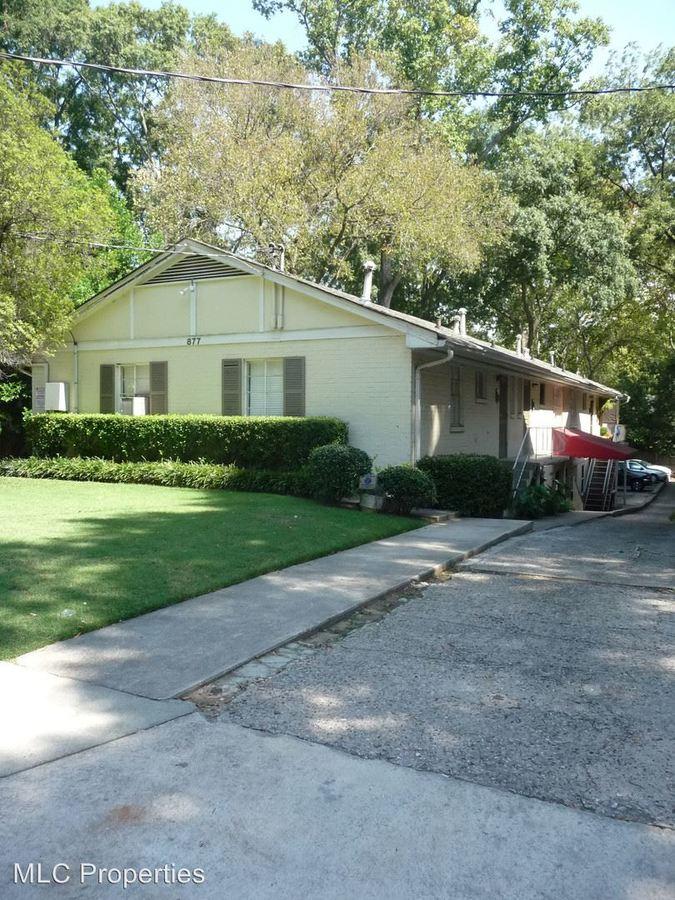 2 Bedrooms 1 Bathroom Apartment for rent at 877 Charles Allen Drive in Atlanta, GA