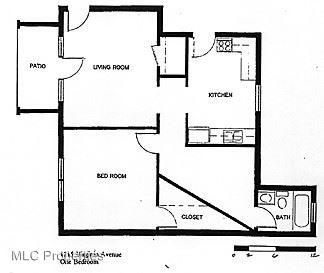 1 Bedroom 1 Bathroom Apartment for rent at 1215 Virginia Avenue in Atlanta, GA