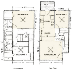 3 Bedrooms 3 Bathrooms House for rent at Vinyard Court in College Station, TX