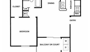 Green Arbor Apartments Houston, TX