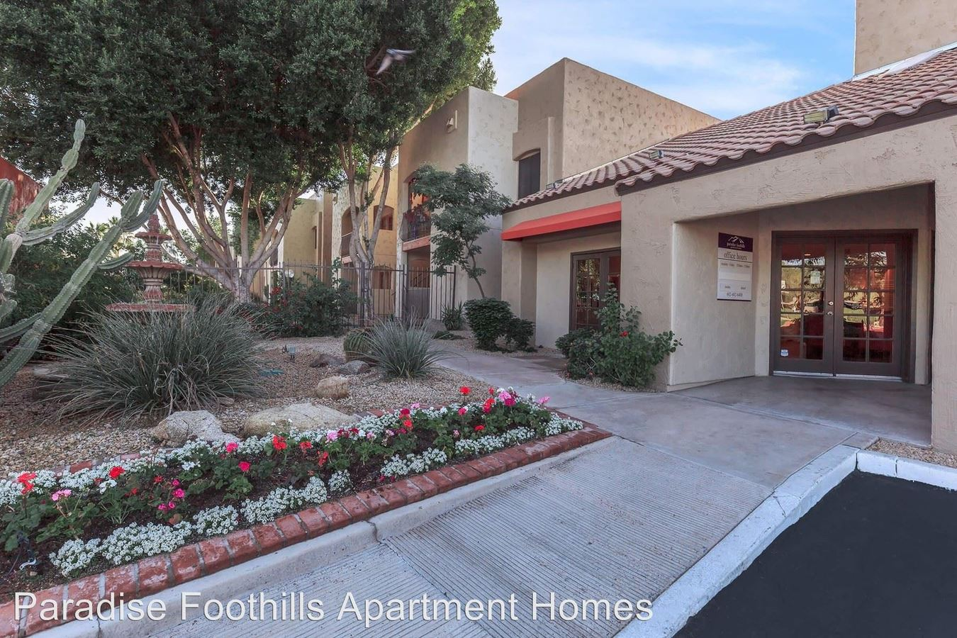 2 Bedrooms 2 Bathrooms Apartment for rent at 12231 N. 19th Street in Phoenix, AZ
