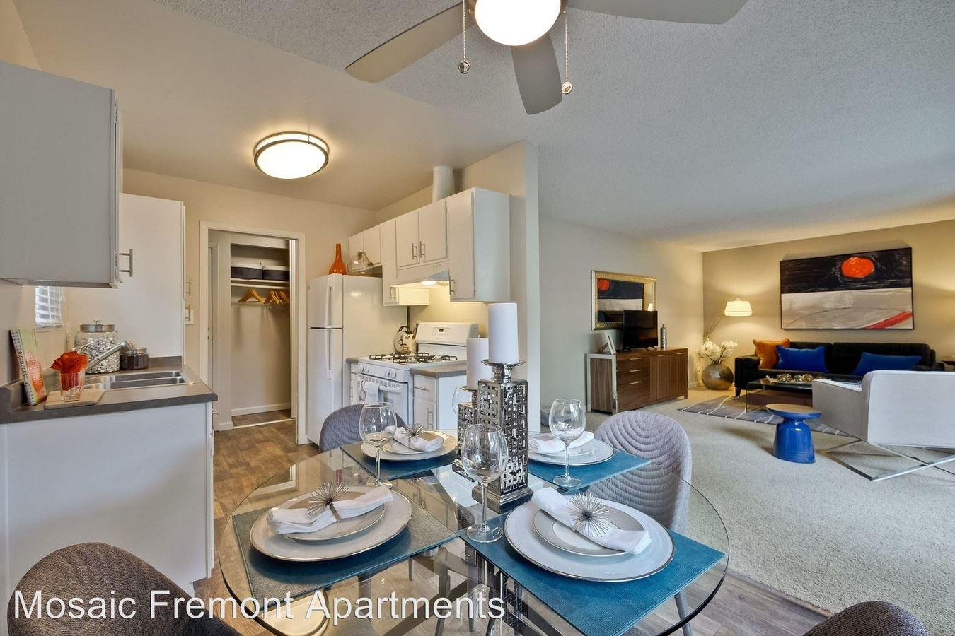 1 Bedroom 1 Bathroom Apartment for rent at 39867 Fremont Boulevard in Fremont, CA