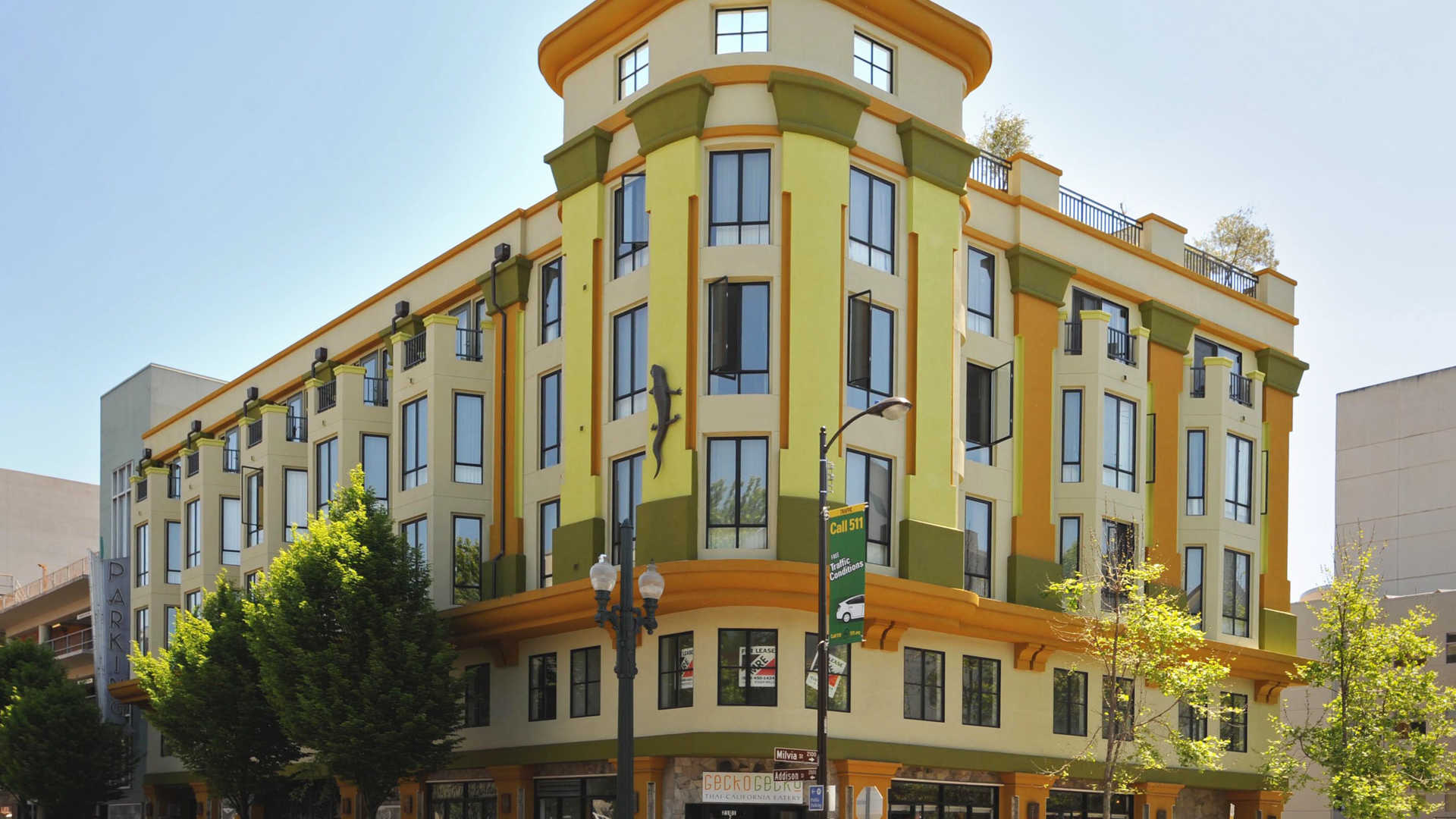 Berkeley Apartments Artech