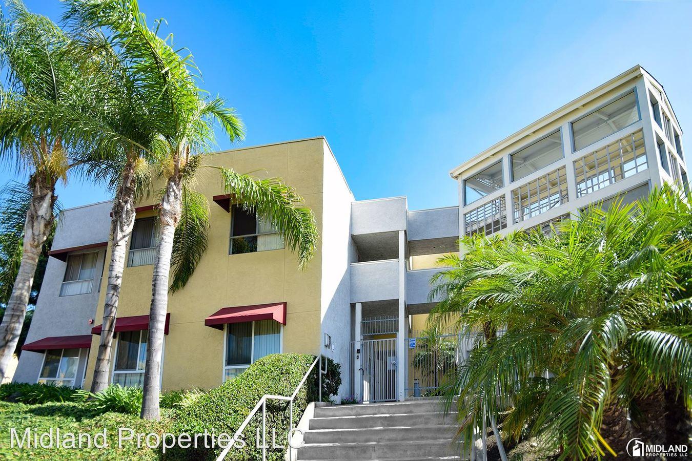 1 Bedroom 1 Bathroom Apartment for rent at 7471 University Avenue in La Mesa, CA