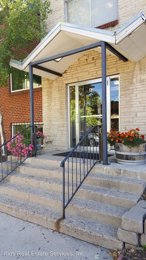 1 Bedroom 1 Bathroom Apartment for rent at 42 Pearl St. in Denver, CO