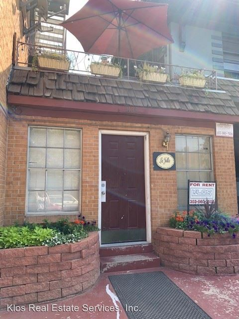 2 Bedrooms 1 Bathroom Apartment for rent at 1138 & 1128/26 Corona St. in Denver, CO