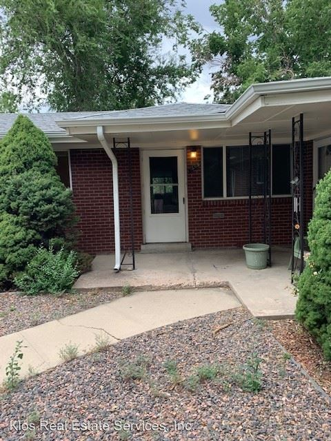 2 Bedrooms 1 Bathroom Apartment for rent at 3650 -3664 Teller in Wheatridge, CO