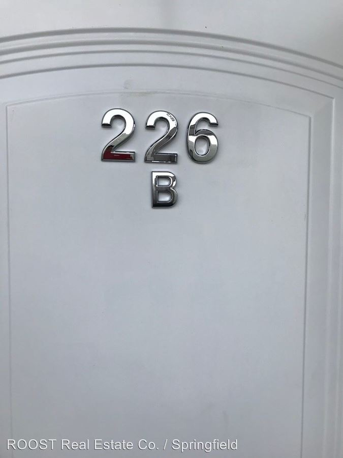 1 Bedroom 1 Bathroom Apartment for rent at 226 N. Broad Street in Fairborn, OH