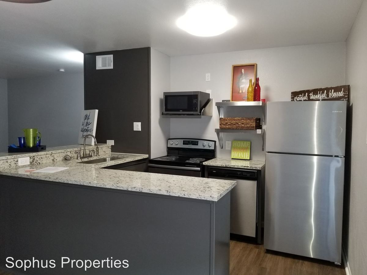 1 Bedroom 1 Bathroom Apartment for rent at 133 Parland Place in San Antonio, TX