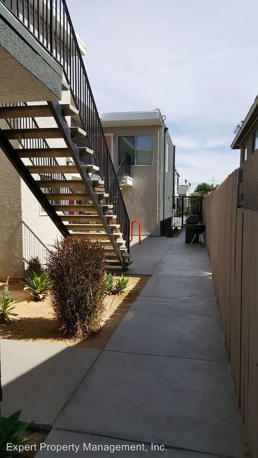 1 Bedroom 1 Bathroom Apartment for rent at 4455 50th St. in San Diego, CA