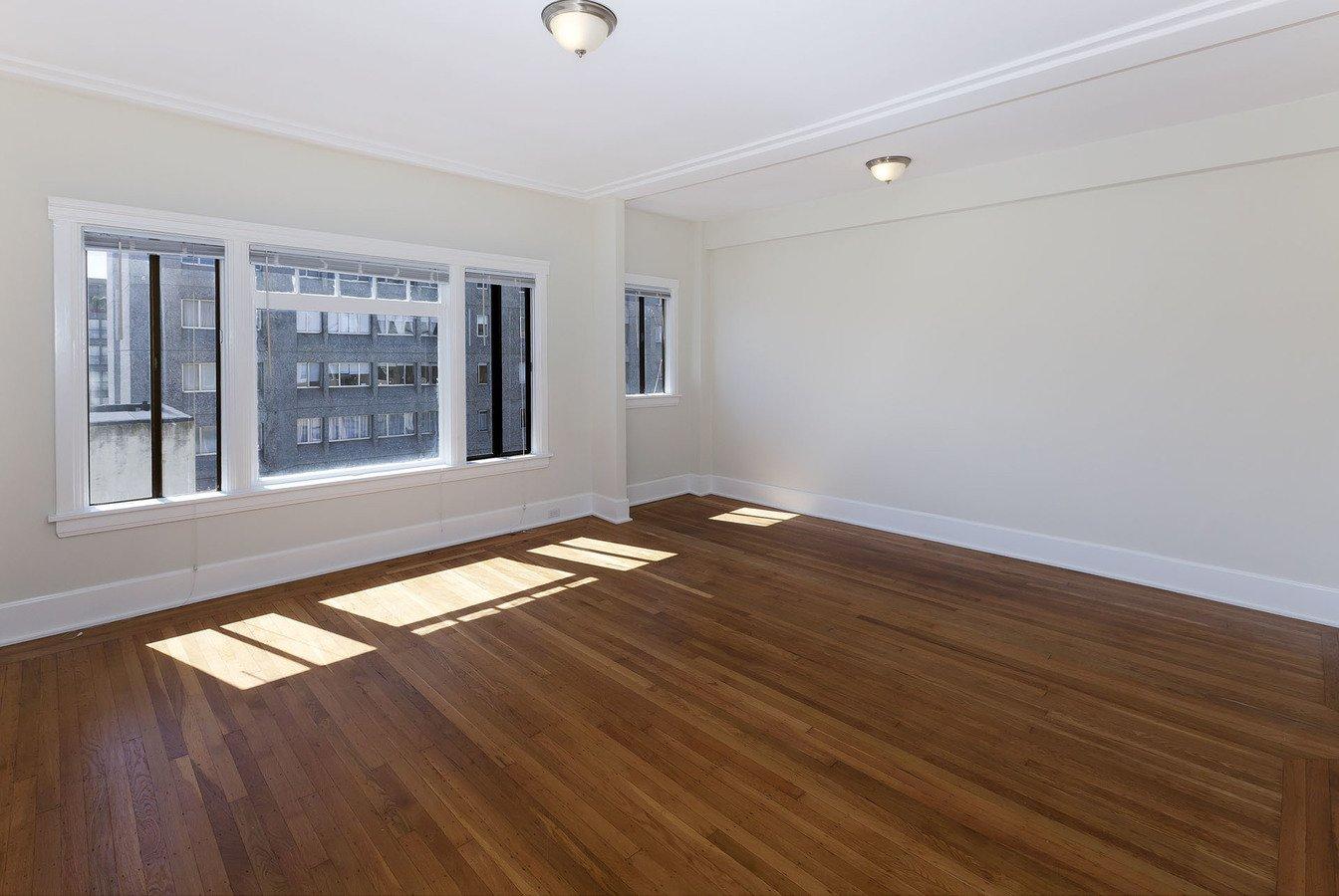 1 Bedroom 1 Bathroom Apartment for rent at 755 O'farrell Apartments in San Francisco, CA
