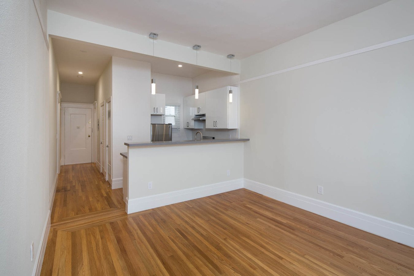 1 Bedroom 1 Bathroom Apartment for rent at 3605 20th Street Apartments in San Francisco, CA