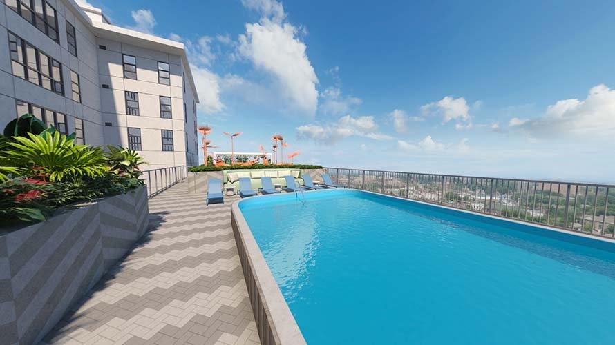 Hub on Campus Gainesville University Apartments ...