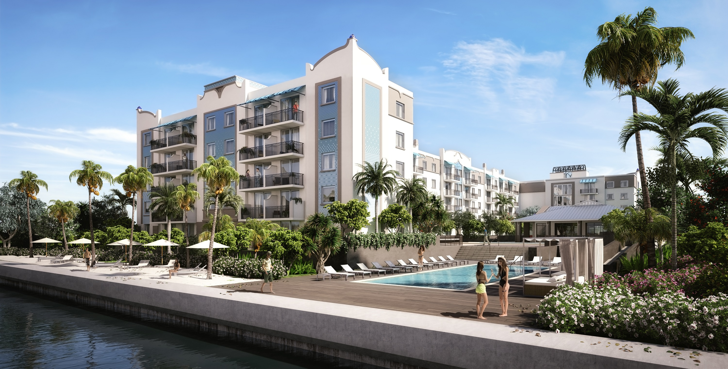 Miami Bay Waterfront Midtown Residences