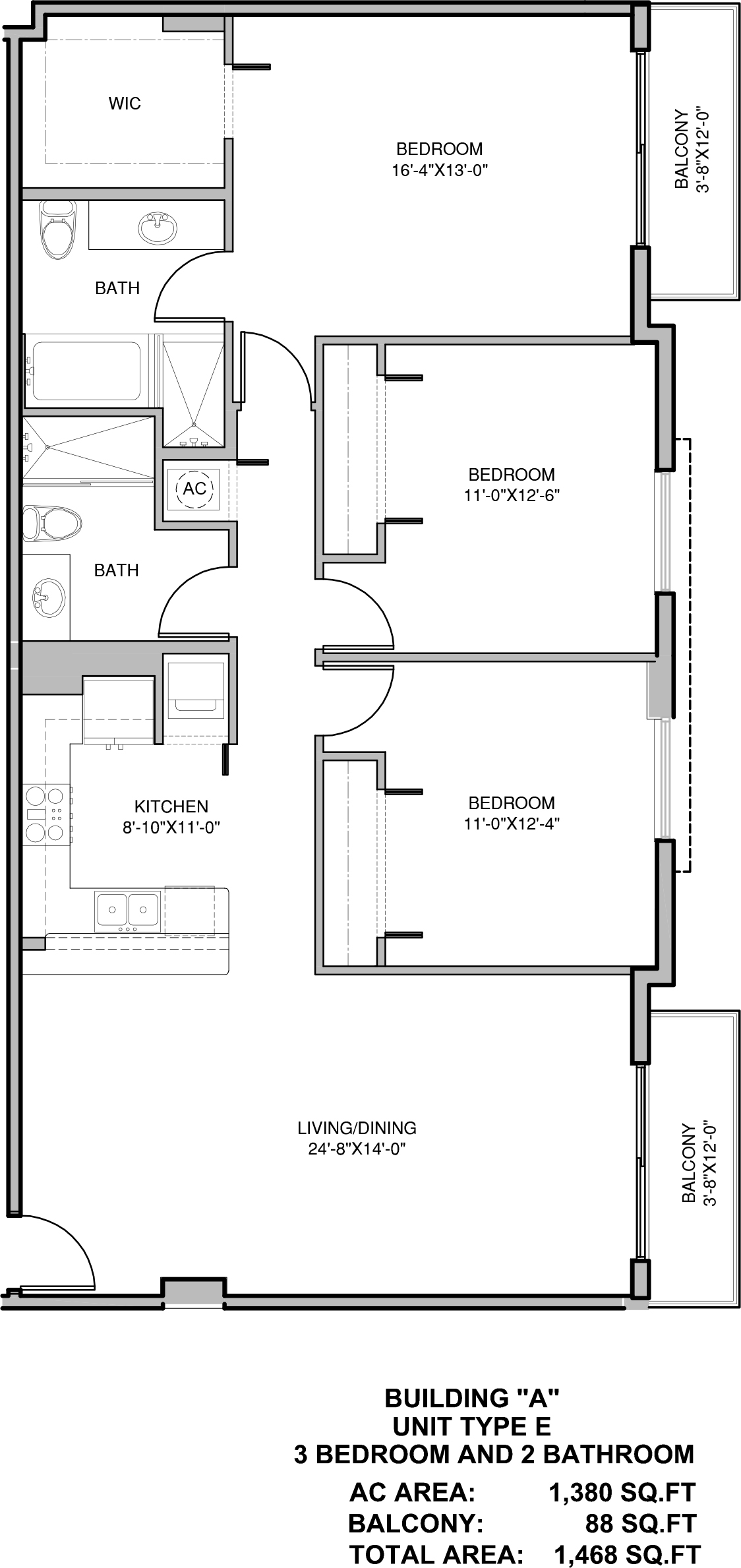 Miami Bay Waterfront Midtown Residences