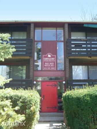 1 Bedroom 1 Bathroom Apartment for rent at The Gregory Apartments in Wilkinsburg, PA