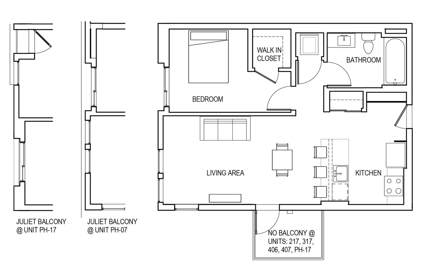 1 Bedroom 1 Bathroom Apartment for rent at &pico in Los Angeles, CA