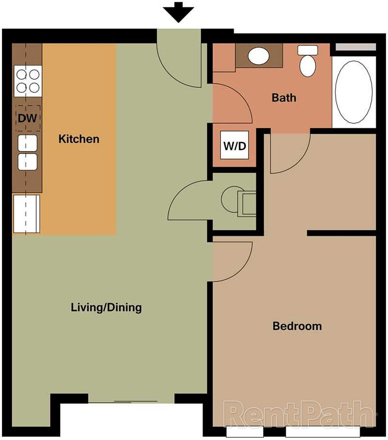 Centerline Apartments Omaha, NE