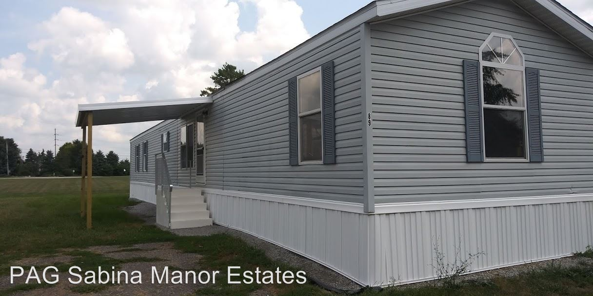3 Bedrooms 2 Bathrooms Apartment for rent at 373 S. Jackson Street Lot 081 in Sabina, OH