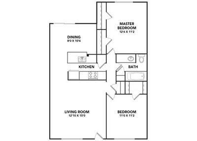 2 Bedrooms 2 Bathrooms Apartment for rent at Solea Alamo Ranch in San Antonio, TX