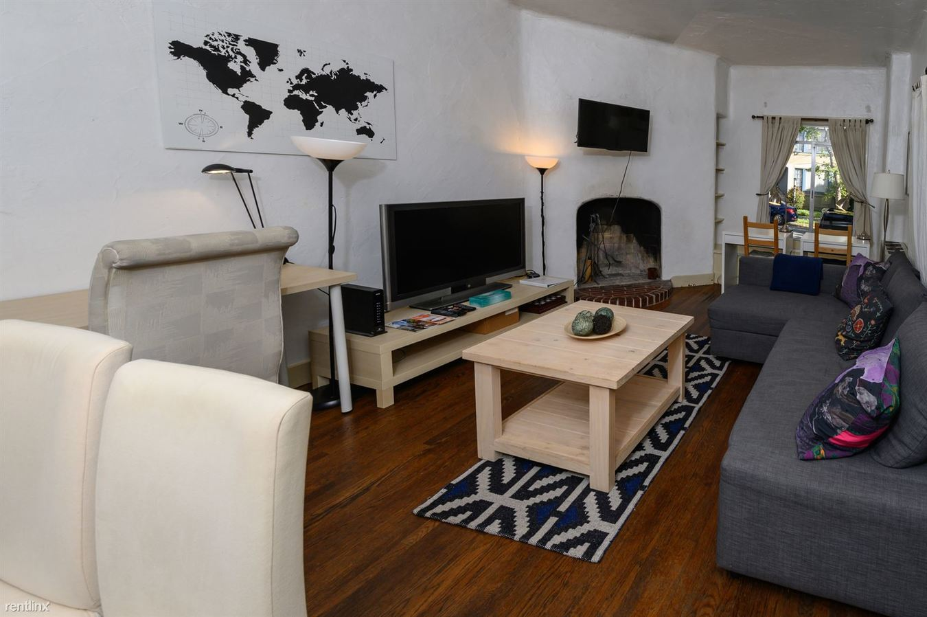 1 Bedroom 1 Bathroom Apartment for rent at Fully Furnished 2br Apartment Close To Campus in Berkeley, CA