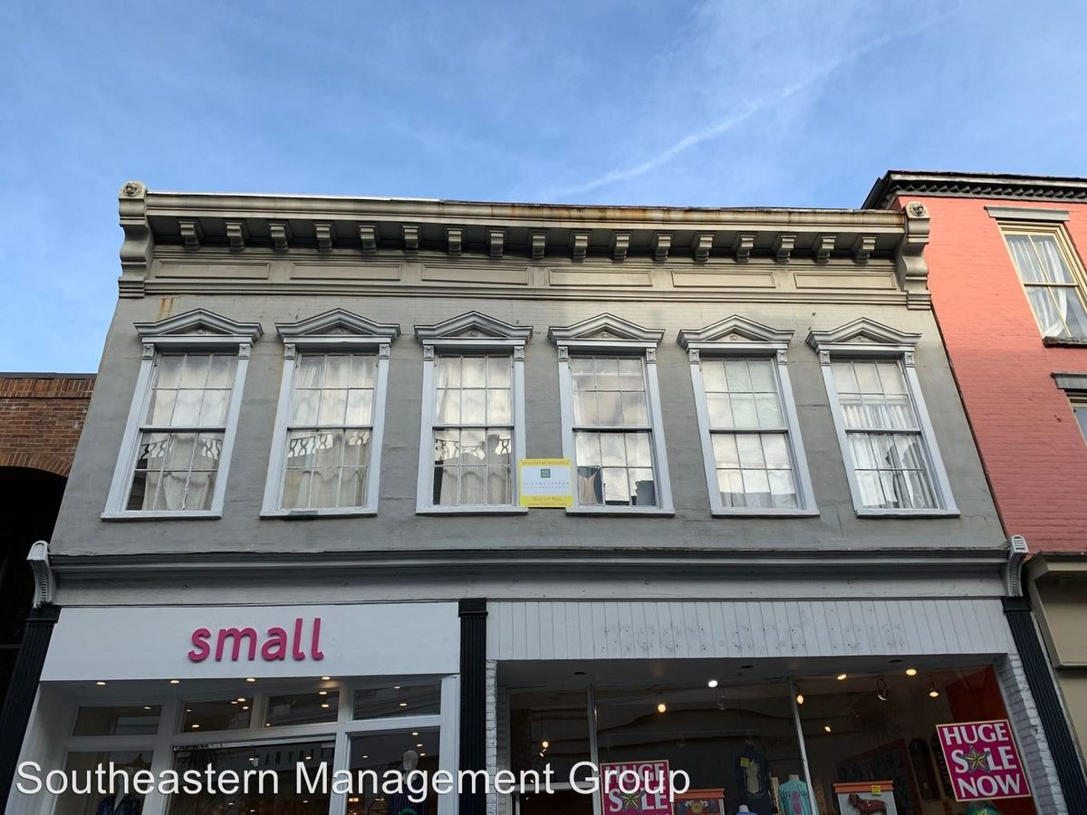 2 Bedrooms 1 Bathroom Apartment for rent at 322-324 King Street C/o Semg Po Box 21878 in Charleston, SC