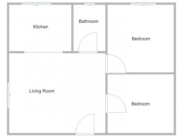2 Bedrooms 1 Bathroom Apartment for rent at Lilburn School Apartments in Lilburn, GA