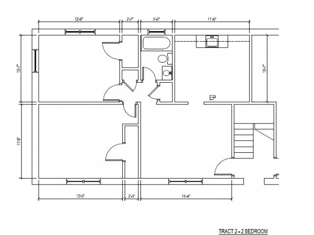 2 Bedrooms 1 Bathroom Apartment for rent at 1462 Memorial Drive in Atlanta, GA
