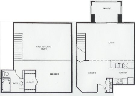 1 Bedroom 1 Bathroom Apartment for rent at Blueberry Hill Apartments in Madison, WI