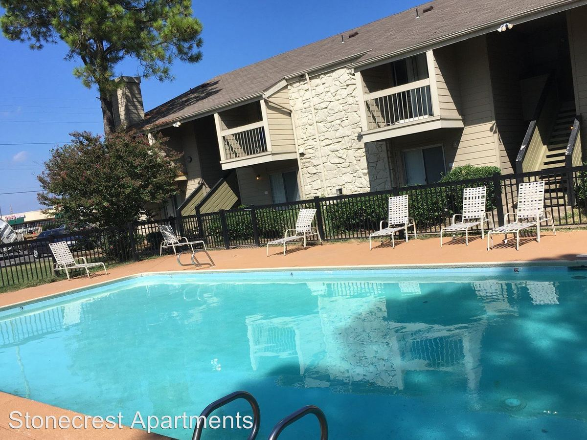 1 Bedroom 1 Bathroom Apartment for rent at Stonecrest Apartments 4020 St in Tulsa, OK