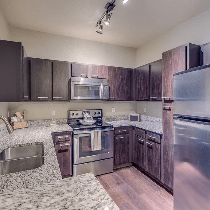 Cheap Studio Apartments Near Me For Rent: Lowry North Apartments Denver, CO