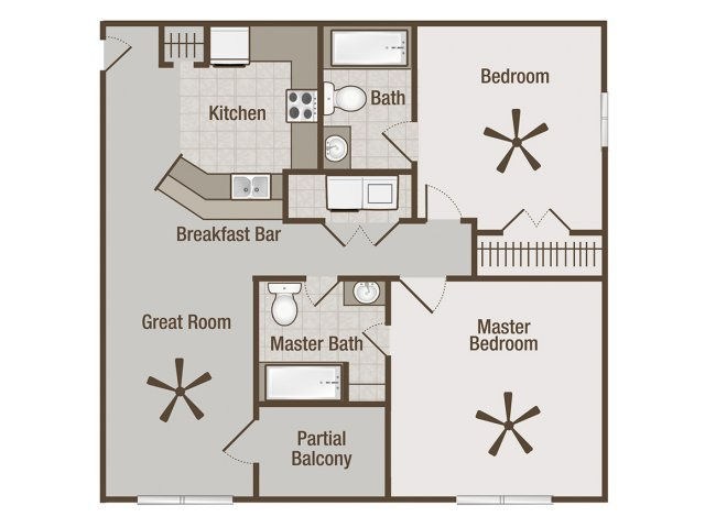 2 Bedrooms 2 Bathrooms Apartment for rent at Amelia Village Apartments in Clayton, NC