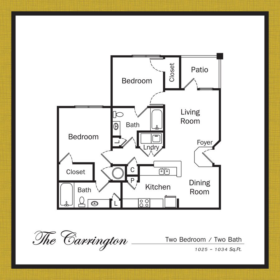 2 Bedrooms 2 Bathrooms Apartment for rent at Legacy Village Apartments in Mooresville, NC