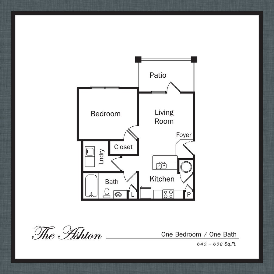 1 Bedroom 1 Bathroom Apartment for rent at Legacy Village Apartments in Mooresville, NC