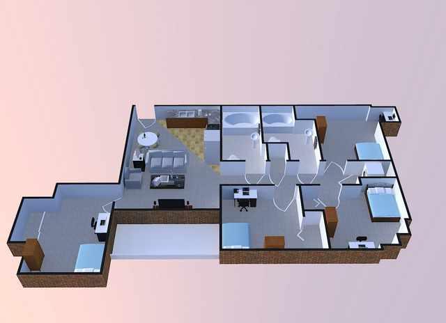 4 Bedrooms 1 Bathroom Apartment for rent at 304 E Daniel in Champaign, IL