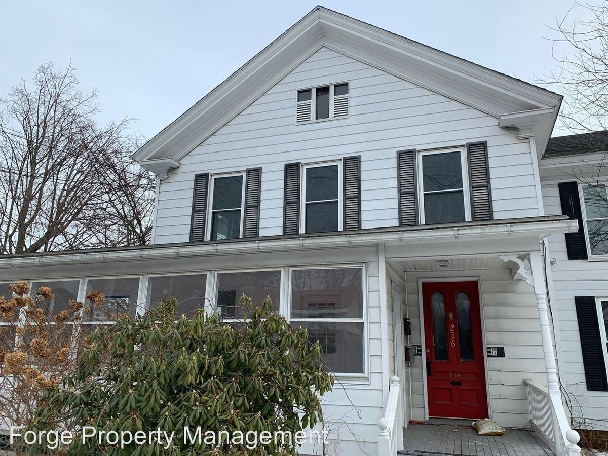 236 South St Northampton Ma Apartment For Rent