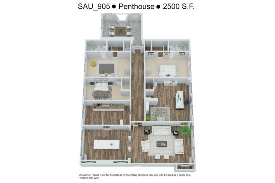 3 Bedrooms 3 Bathrooms Apartment for rent at The Saum & Hutcheson Arms in St Louis, MO