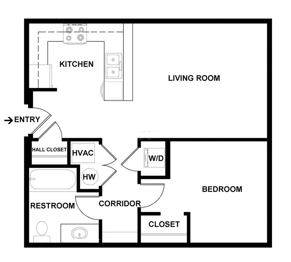 New Apartments In Omaha Ne: Capitol Rows Apartments Omaha, NE