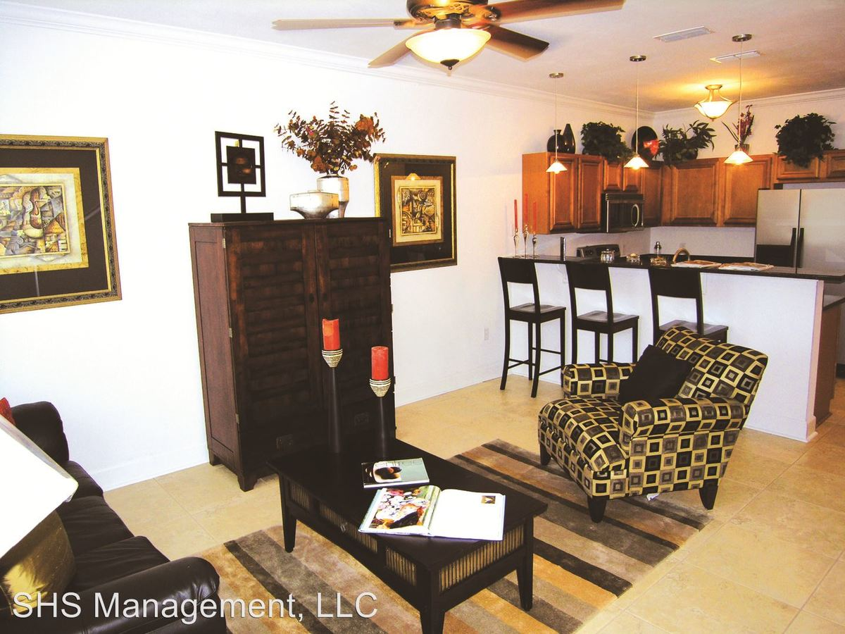 3 Bedrooms 3 Bathrooms Apartment for rent at Timber Ridge Townhomes in Tallahassee, FL
