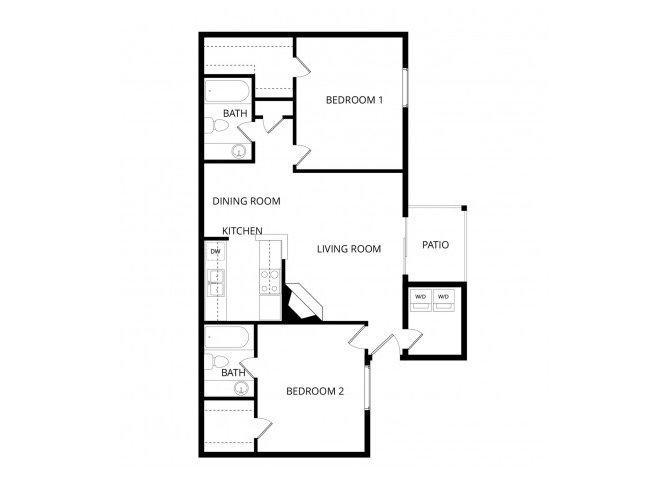 The Bradford Apartment Homes Apartments Midland, TX