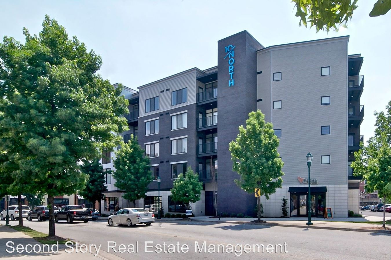2 Bedrooms 2 Bathrooms Apartment for rent at 10 North in Chattanooga, TN