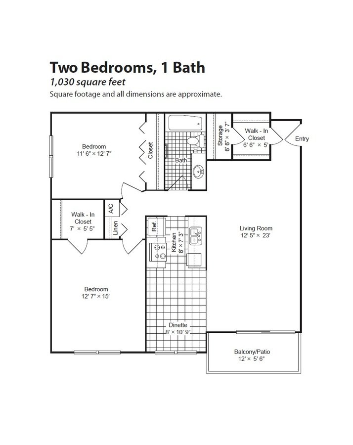 2 Bedrooms 1 Bathroom Apartment for rent at Charlton Park in West St Paul, MN