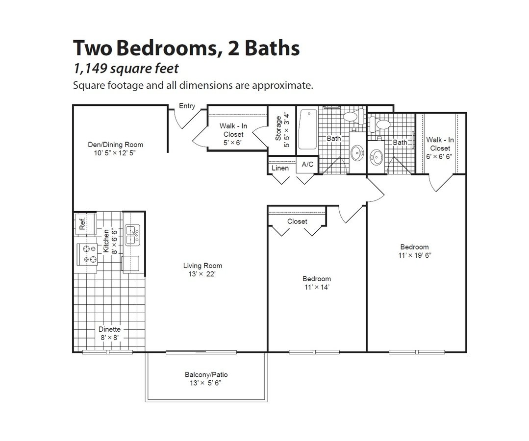 2 Bedrooms 2 Bathrooms Apartment for rent at Charlton Park in West St Paul, MN
