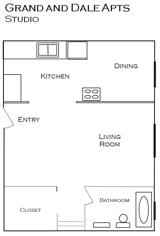 Grand & Dale Apartments
