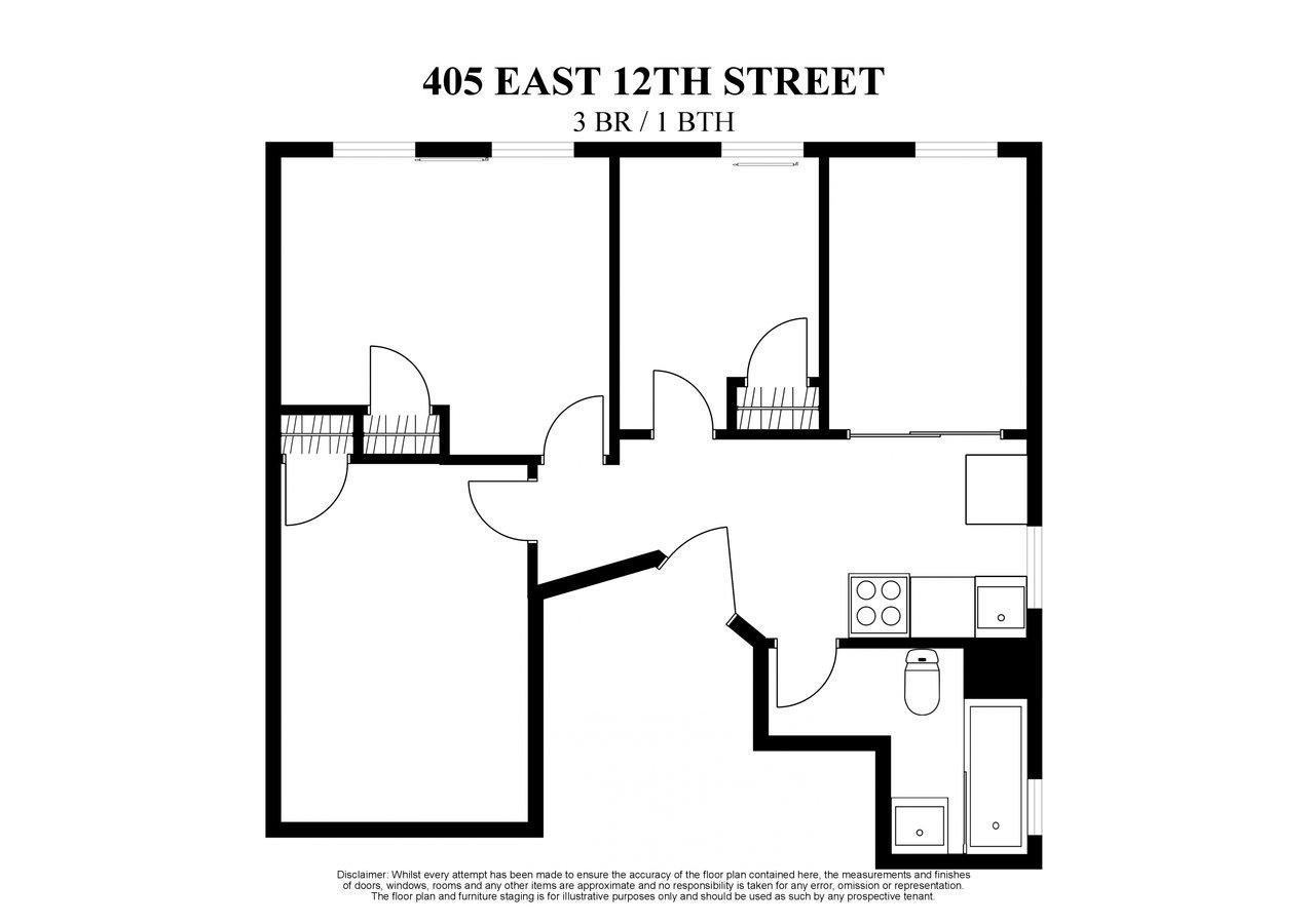 405 East 12th Street Apartments New York, NY