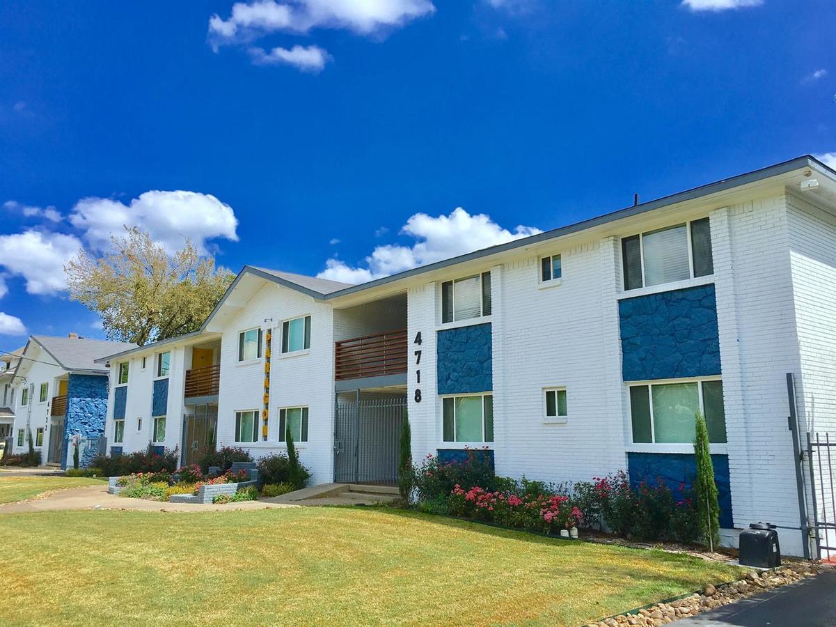 Paragon Apartments Dallas, TX