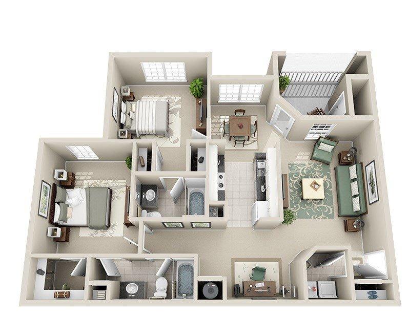 Tremendous Westwood Reserve Apts Apartments Tampa Fl Download Free Architecture Designs Scobabritishbridgeorg