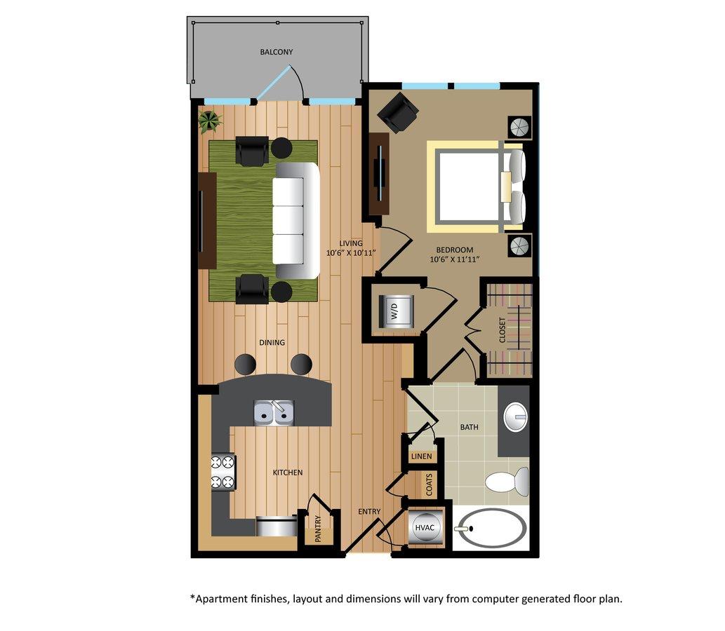 Gables 820 West Apartments Atlanta, GA