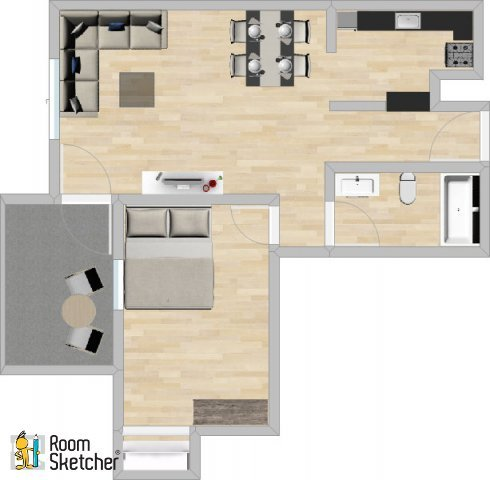 1 Bedroom 1 Bathroom Apartment for rent at Mendota At Mansion Hill in Madison, WI